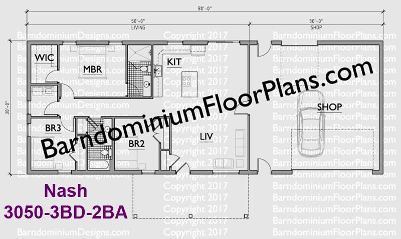 BarndominiumFloorPlans | on