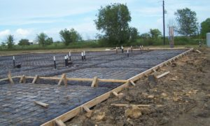 Barndominium Engineered Concrete Slab