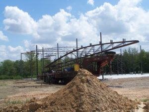 Barndominium Trusses Steel Metal