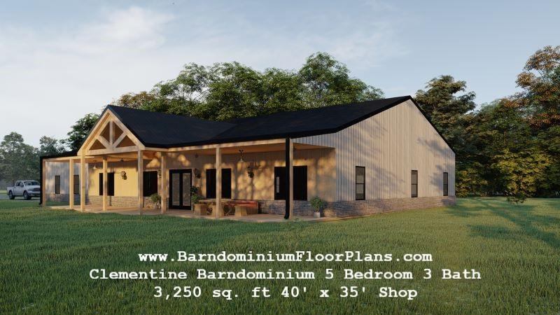 clementine-barndominium-3250-sq-ft-floor-plan-exterior