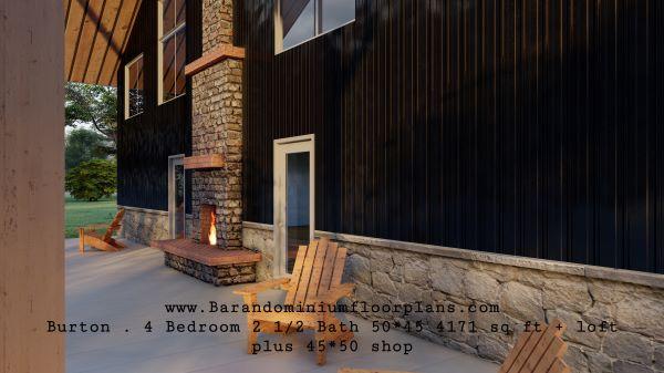 Burton-Barndominium-4-Bed–2.5-Bath–4171-sq-ft-porch-with-fireplace.j