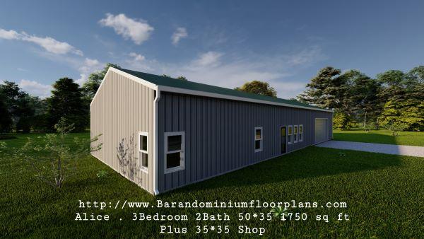 alice-barndominium-1750-sq-ft-floor-plan-backview