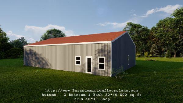 autumn-barndominium-800-sq-ft-floor-plan-2bed-1bath-backview