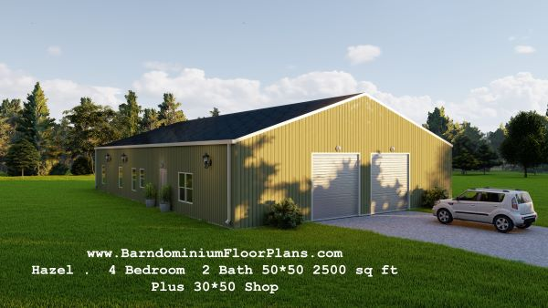 hazel-barndominium-2500-sq-ft-floorplan-4-bed-2bath-with-mudroom